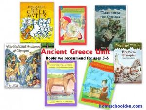 AncientGreeceUnit-Books