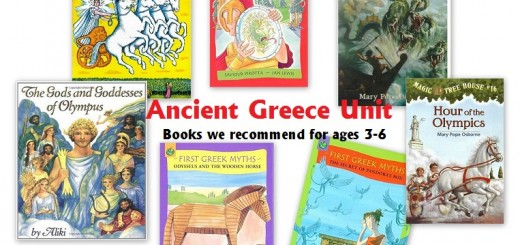 Ancient Greece Books for Kids