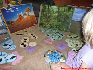 Animal-Habitat-Game