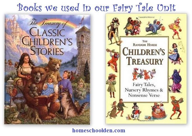 FairyTaleUnit-Books