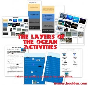 Layers-of-the-Ocean-Activities