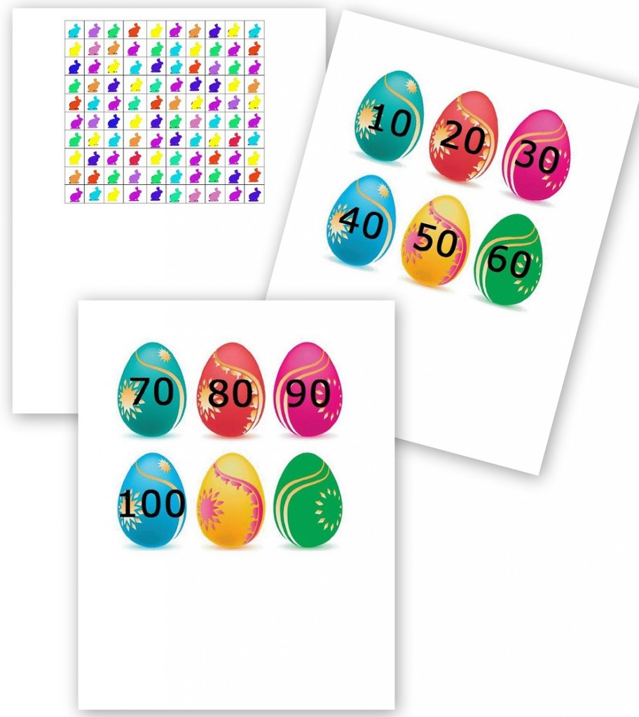 MontessoriMath-Easter