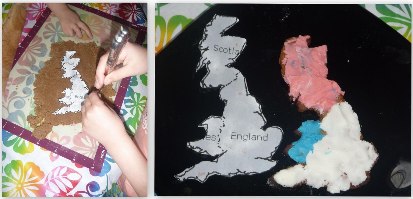Geography Activities (UK and Europe) - Homeschool