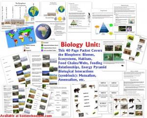Science Units - Homeschool DenHomeschool Den | Mobile Version