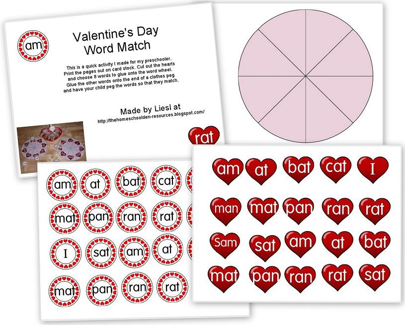 ValentinesDayWordMatch