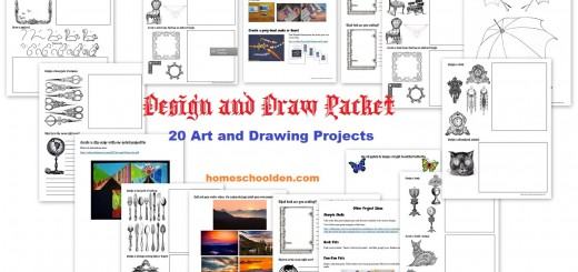 Design-and-Draw-Packet