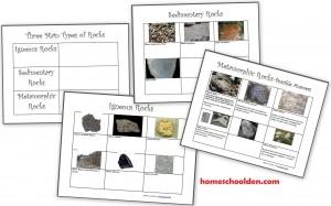 Types-of-Rocks-Worksheets