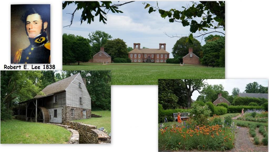 StratfordHall-RobertELee-Home