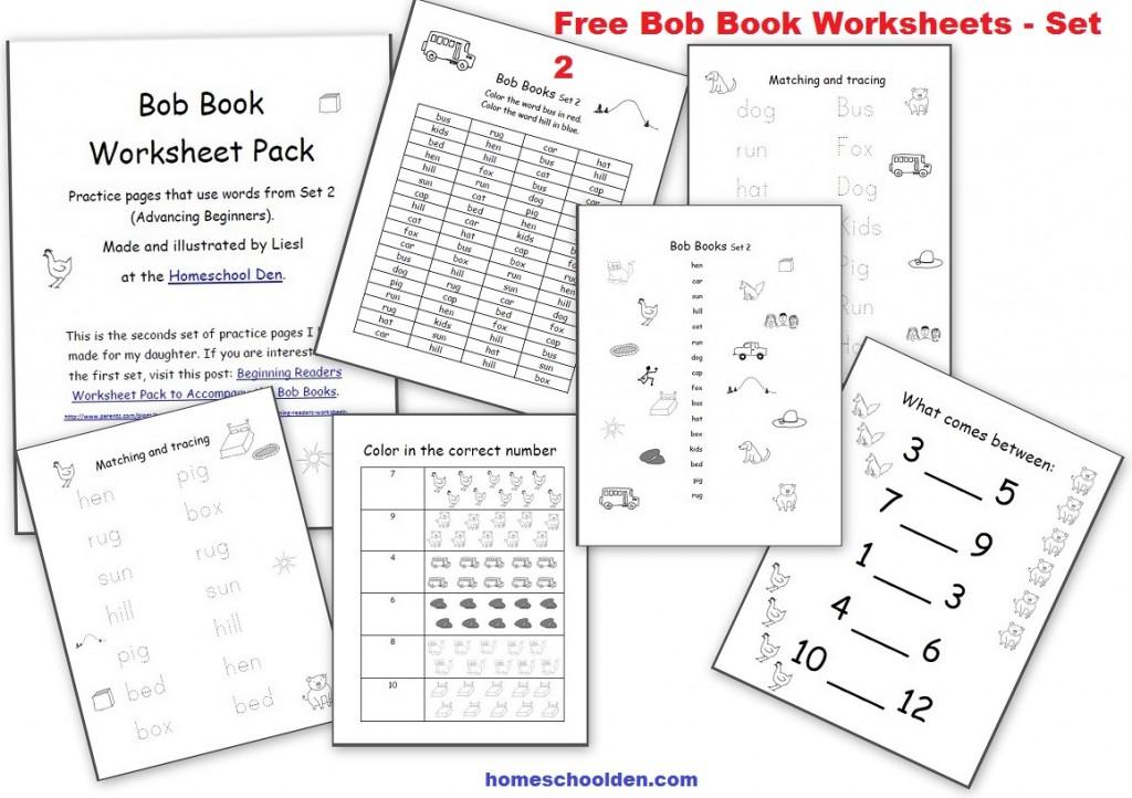 BobBook2-Worksheets-Free