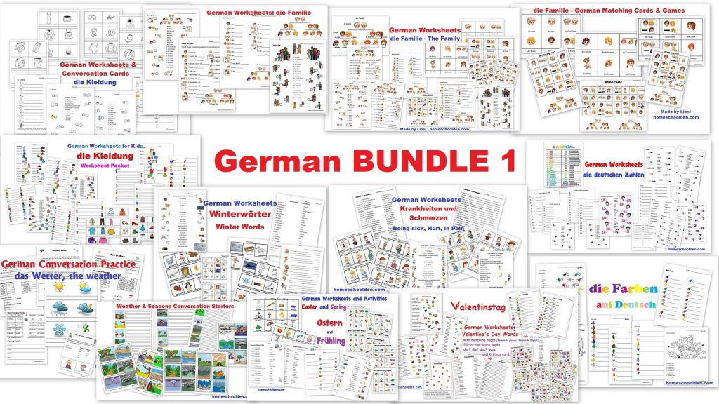 http://homeschoolden.com/wp-content/uploads/2013/07/German-Bundle-1-Familie-Kleidung-Wetter-Jahreszeiten-Farben-Zahlen-usw.jpg
