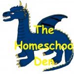 Dragon-blue1-TheHomeschoolDen