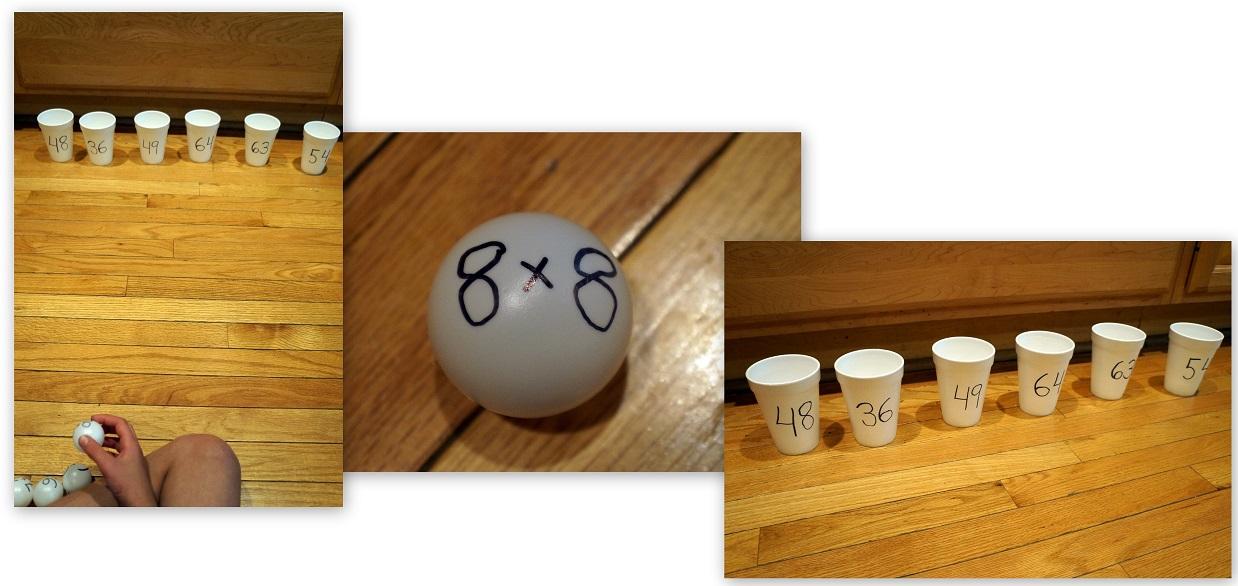 Math Cups