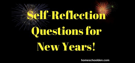 New Years Self Reflection Questions
