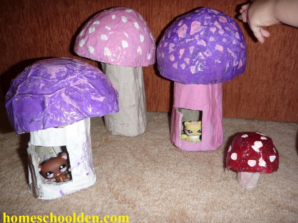 MushroomPlayhouse