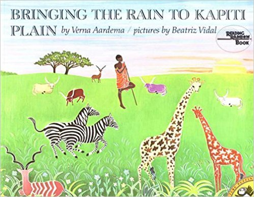 Brining Rain to Kapiti Plain