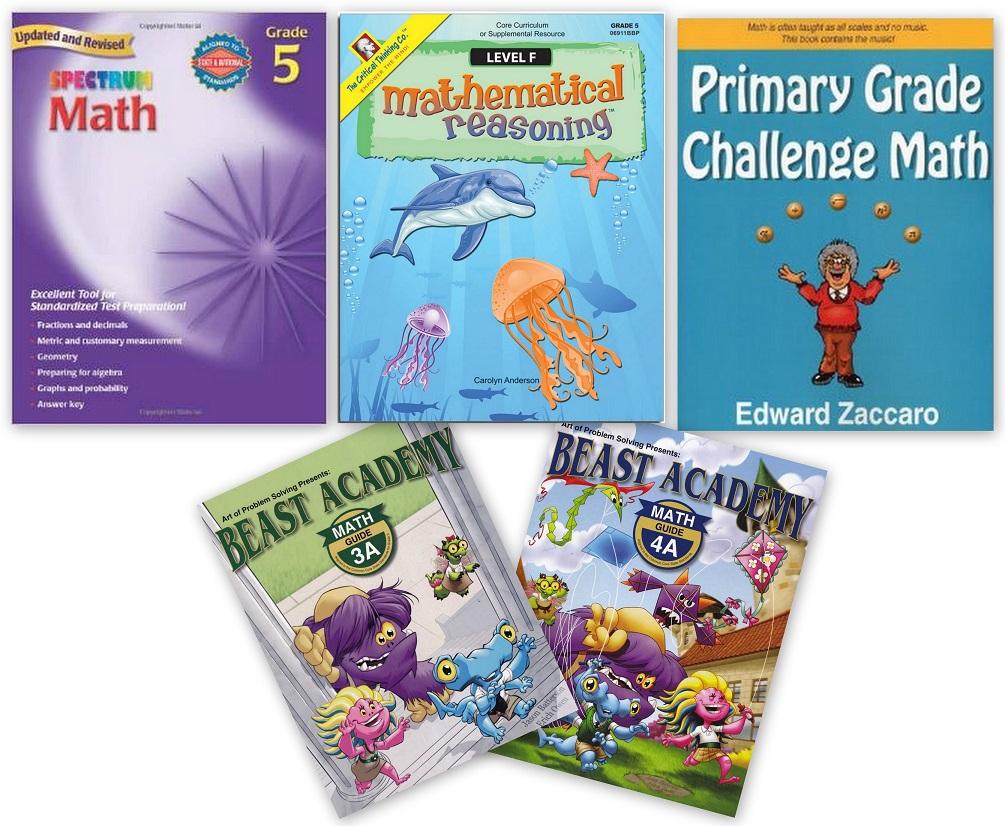 Grade4-MathBooks