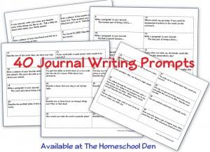 JournalWritingPrompts