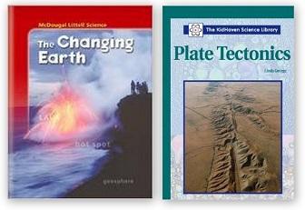 PlateTectonicsBooks