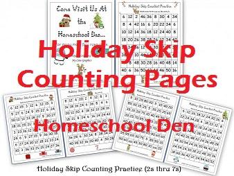 SkipCountingPractice-HolidayTheme
