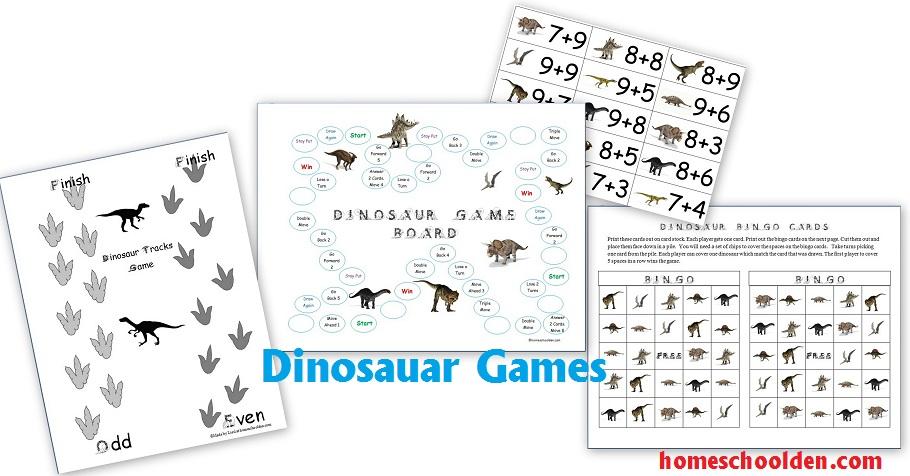 DinosaurGames