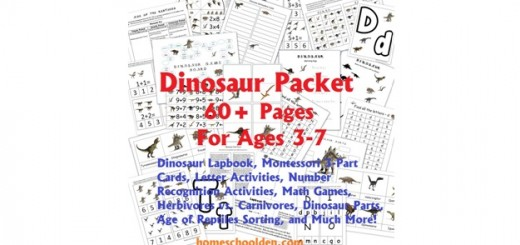 DinosaurPacketFeature