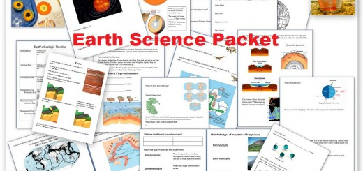 Earth Science Worksheet - volcanoes plates faults earthquakes