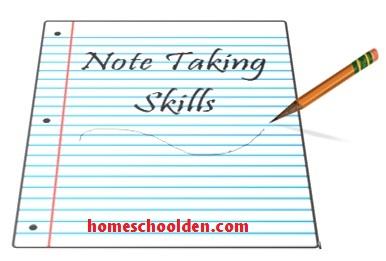 NoteTakingSkills