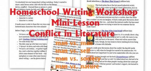 WritingWorkshop-MiniLesson-Conflict