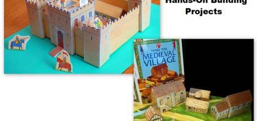 Middle Ages Hands-On Projects