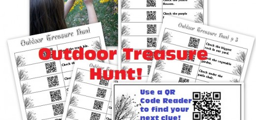 graphic about Outdoor Code Printable known as Out of doors Treasure Hunt Archives - Homeschool Den