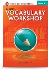 VocabularyWorkshop