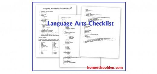 LanguageArtsChecklist1