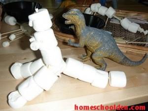 Dinosaur-structure