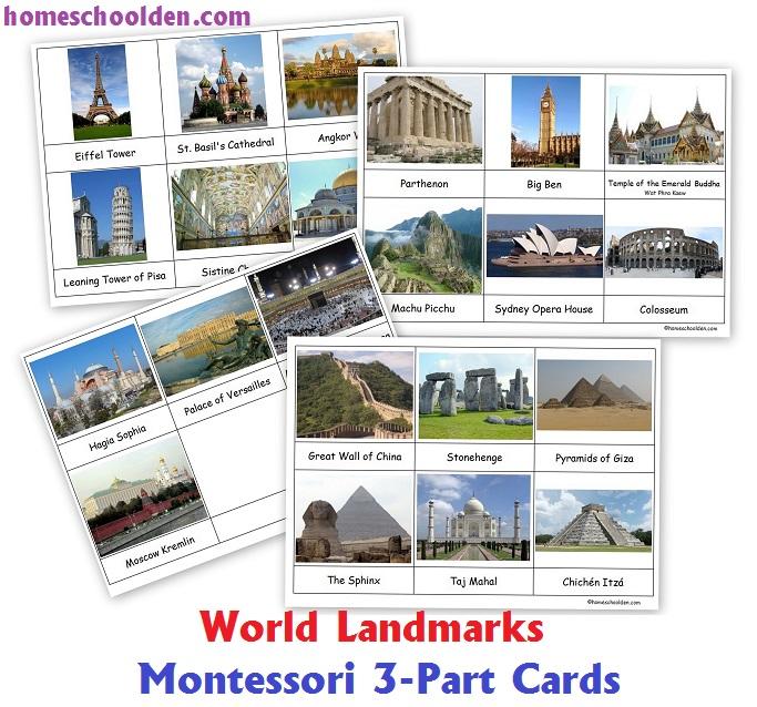 Famous-World-Landmarks