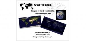 Free-World-Maps-Printables