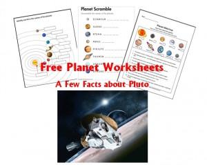 FreePlanetWorksheets