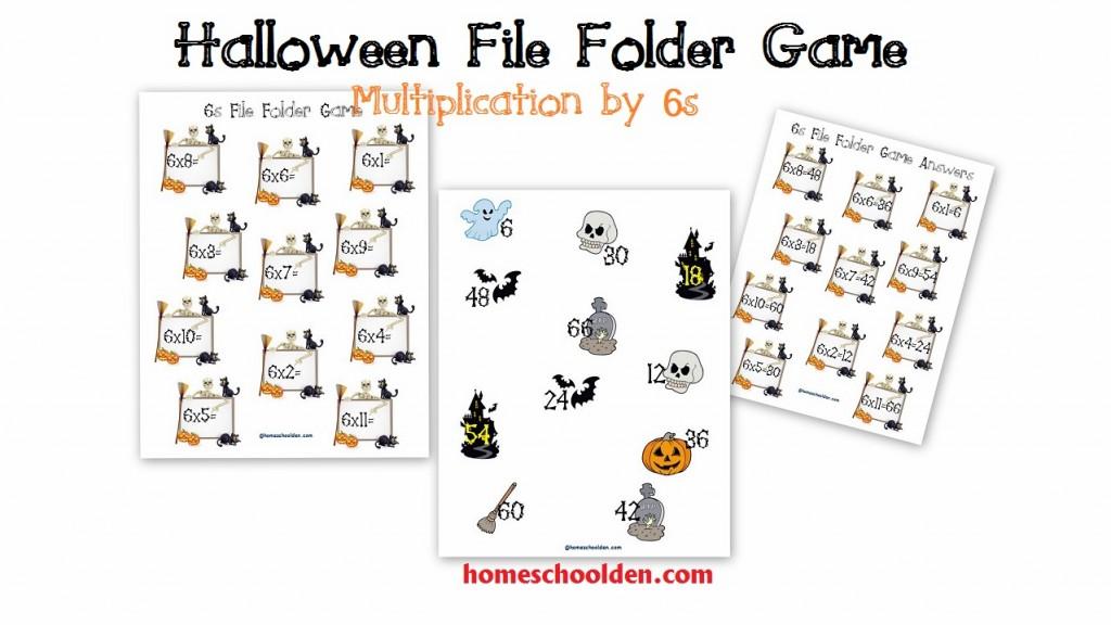 HalloweenFileFolderGame
