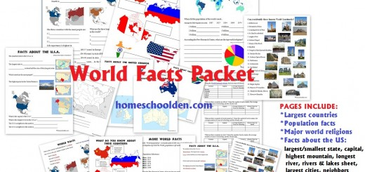 World Facts Packet
