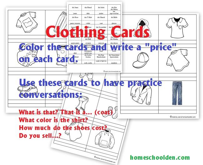 ClothingCards