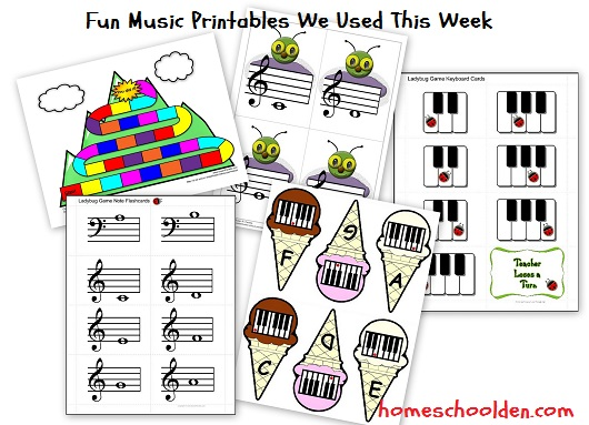 Fun-Music-Printables