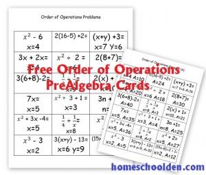 Order-of-Operations-Worksheet