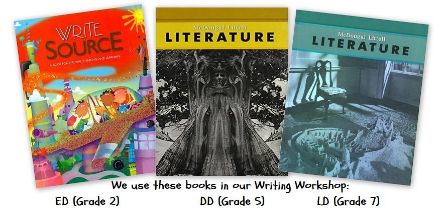 WritingWorkshop-Literature-Writing-Books
