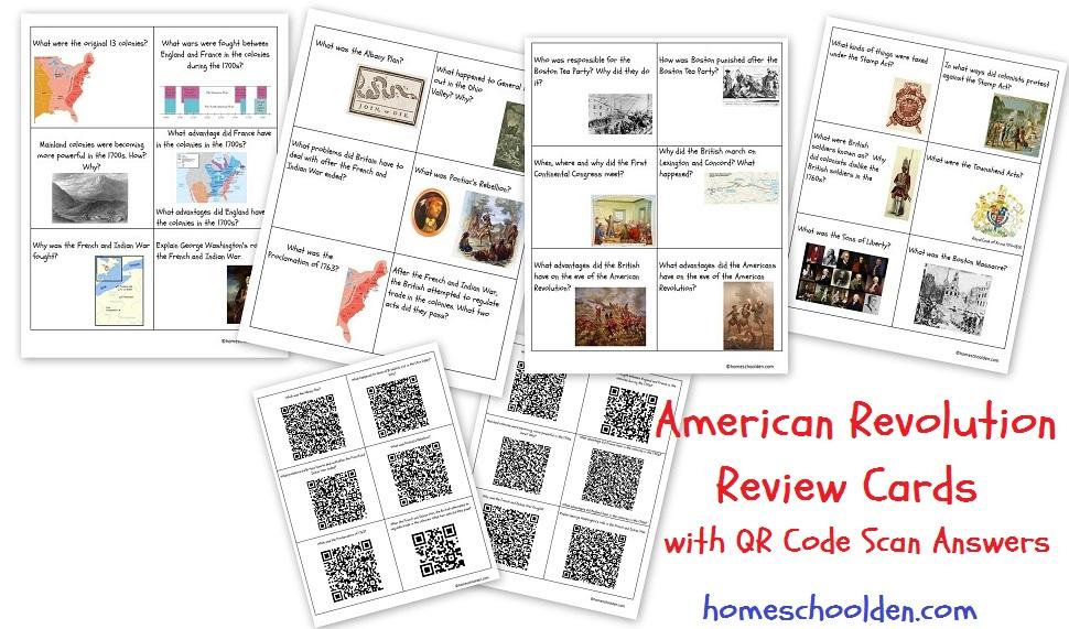 AmericanRevolution-QR-Code-Cards-AmericanRevolutionUnit