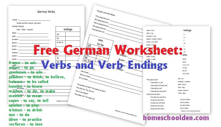 Number Names Worksheets : german for beginners worksheets ~ Free ...