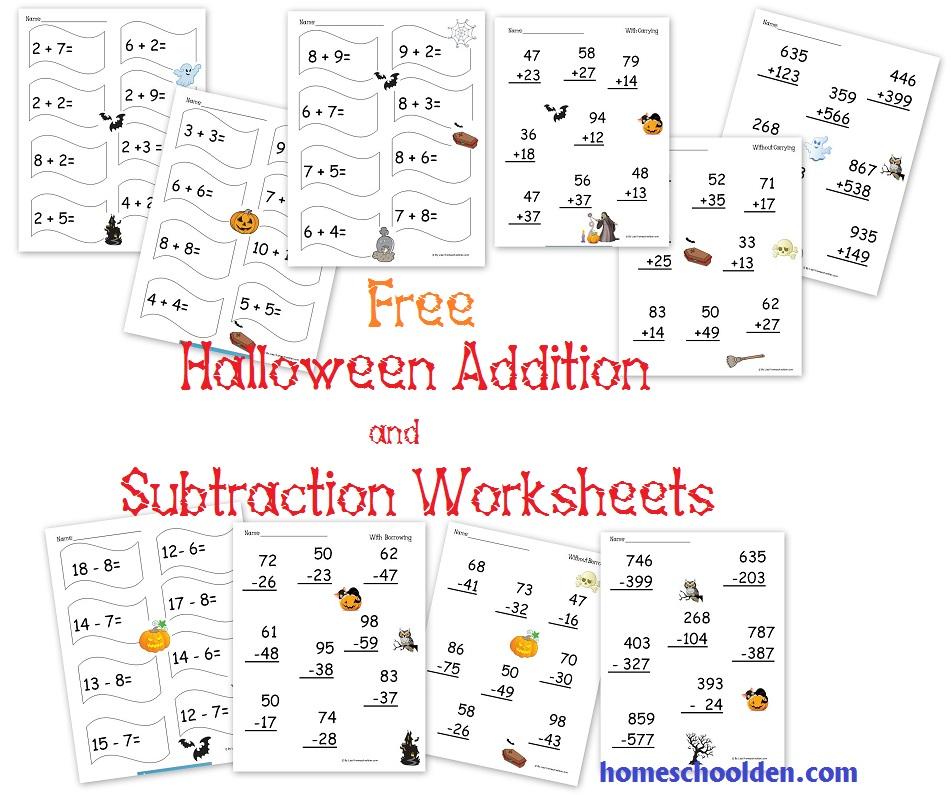 2nd grade halloween language arts worksheets