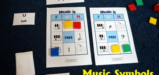Music-Symbols-Bingo