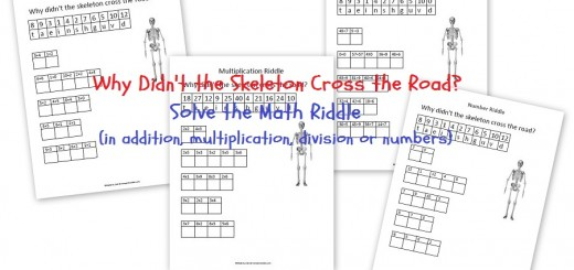 Math–Division - Homeschool Den