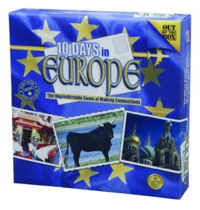 10 Days Across Europe