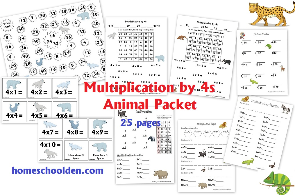 Multiplication Packets