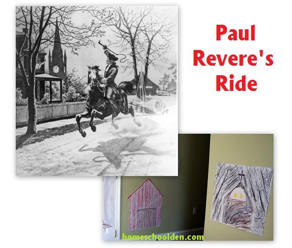Paul-Revere-Ride
